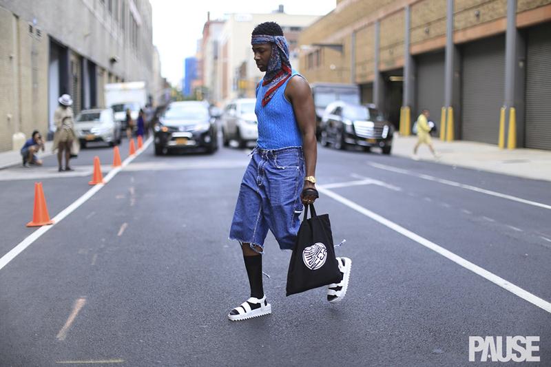 Street Style Shots: NYFWM Day 3