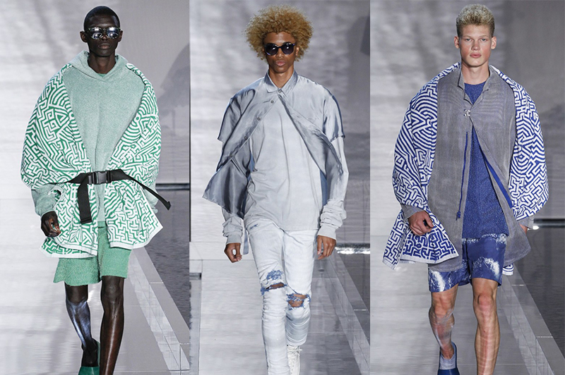 NYFWM: John Elliott Spring/Summer Collection