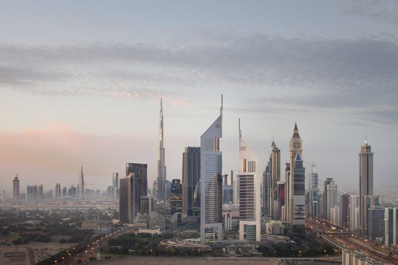 PAUSE Travel: Jumeirah Emirates Towers