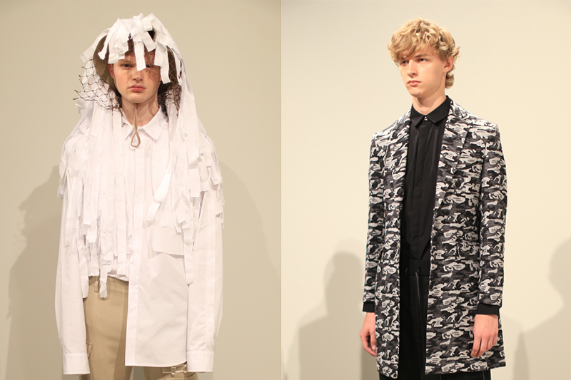 NYFWM: Kenneth Ning Spring/Summer Collection