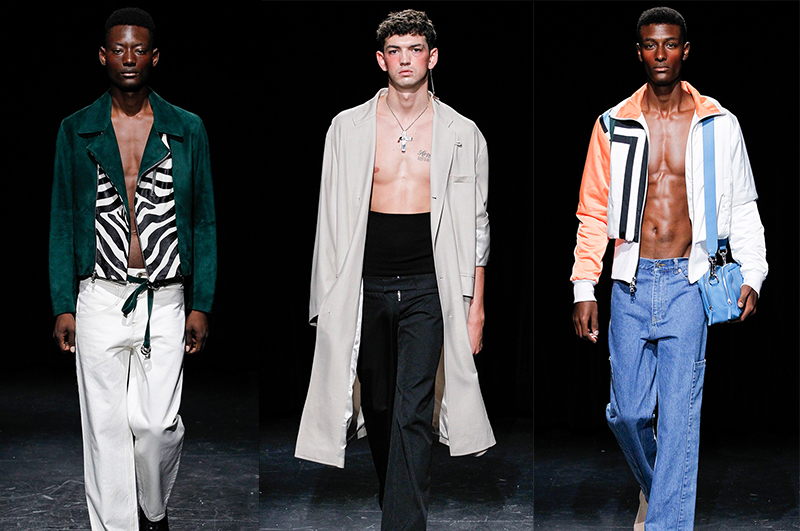 NYFWM: Linder Spring/Summer 2017 Collection