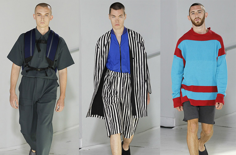 NYFWM: N.Hoolywood Spring/Summer 2017 Collection
