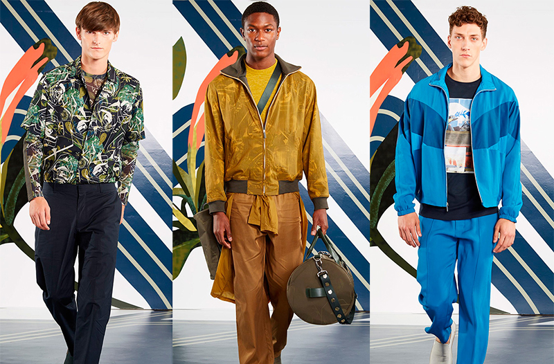NYFWM: Perry Ellis Spring/Summer 2017 Collection