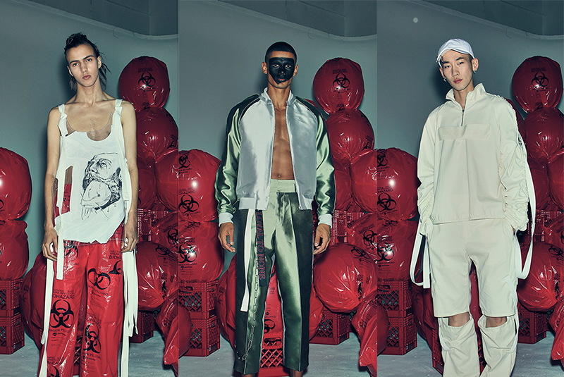 NYFWM: Private Policy Spring/Summer 2017 Collection