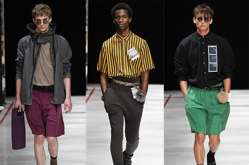 NYFWM: Robert Geller Spring/Summer 2017 Collection