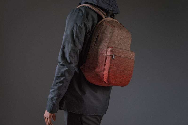 Herschel Supply Upgrades Its Backpack Collection With ApexKnit Technology