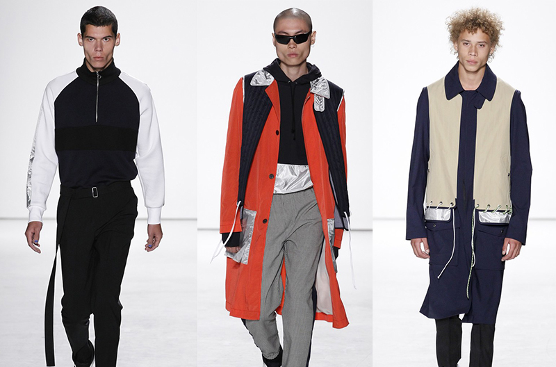 NYFWM: Tim Coppens Spring/Summer 2017 Collection