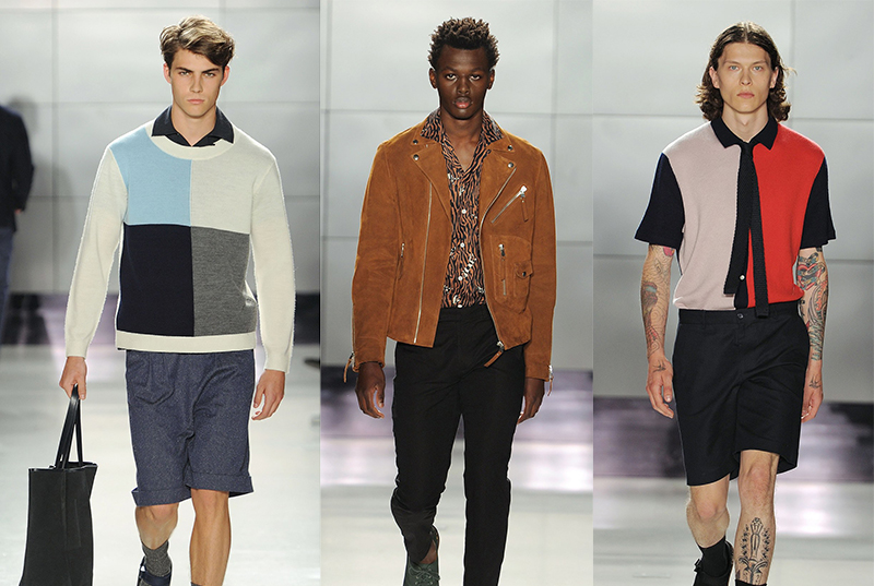 NYFWM: Timo Weiland Spring/Summer 2017 Collection
