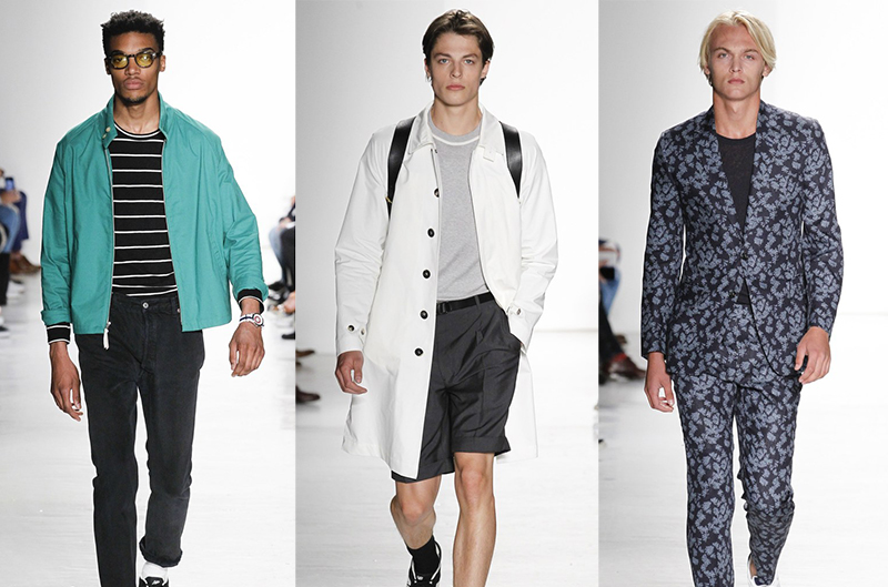 NYFWM: Todd Snyder Spring/Summer 2017 Collection