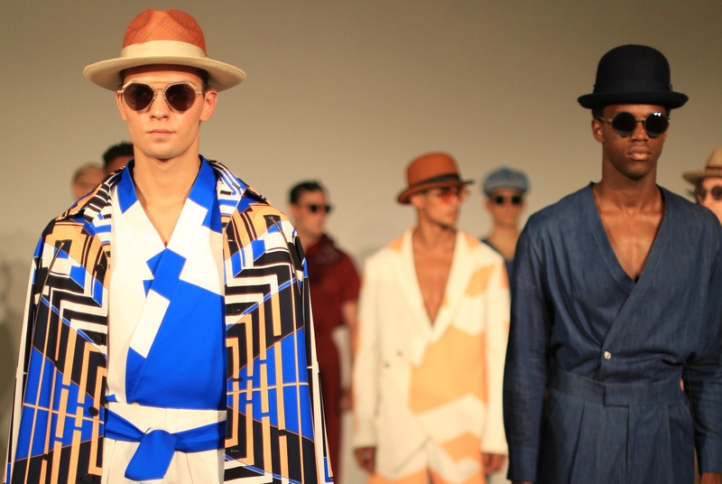 NYFWM: Wood House Spring/Summer 2017 Collection
