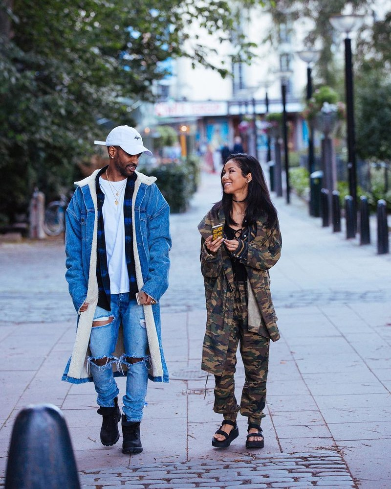 Spotted: Big Sean in Fear Of God & Timberland