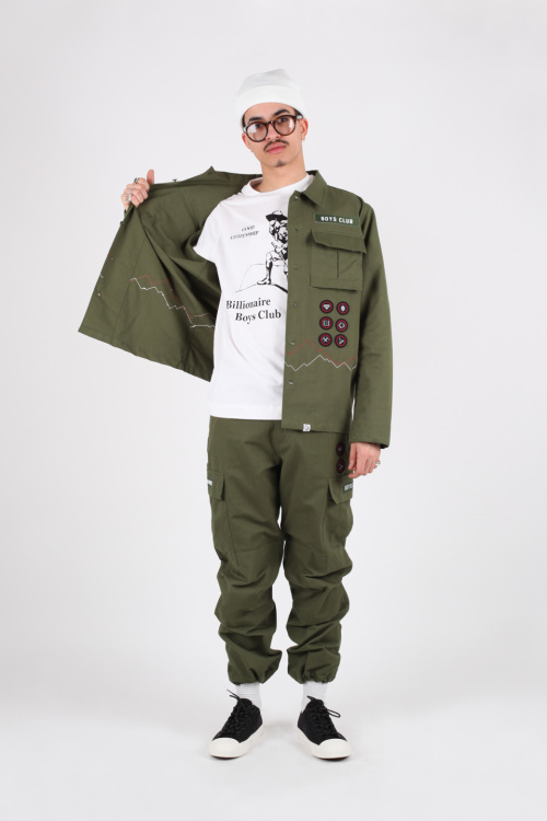 Billionaire Boys Club Fall/Winter 2016 Collection