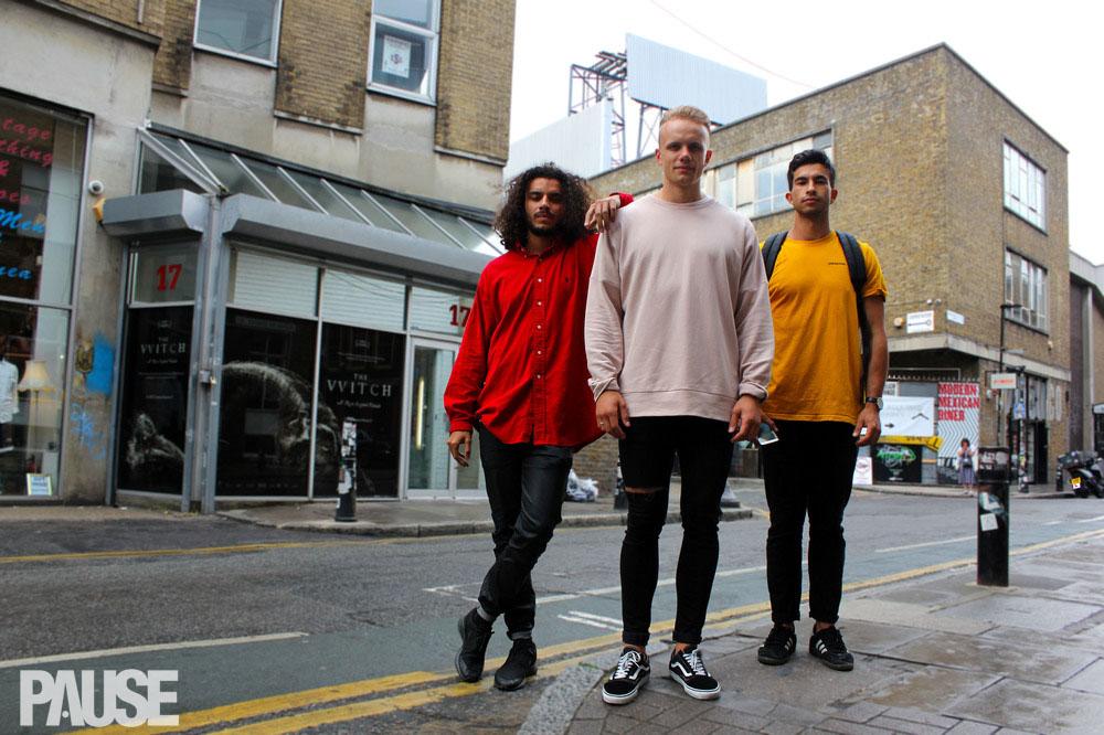 Street Style Shots: London, Bricklane