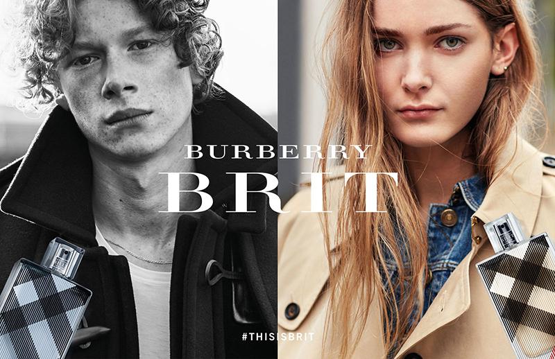 Brooklyn Beckham Shoots Burberry's Latest Campaign