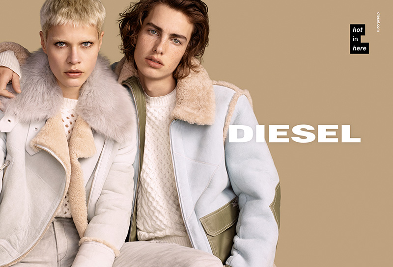 Diesel Fall/Winter 2016 Campaign