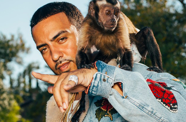 Spotted: French Montana On XXL In Gucci