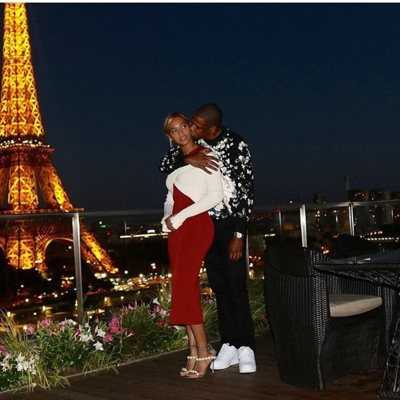 Spotted: Jay Z in Paris Wearing Givenchy