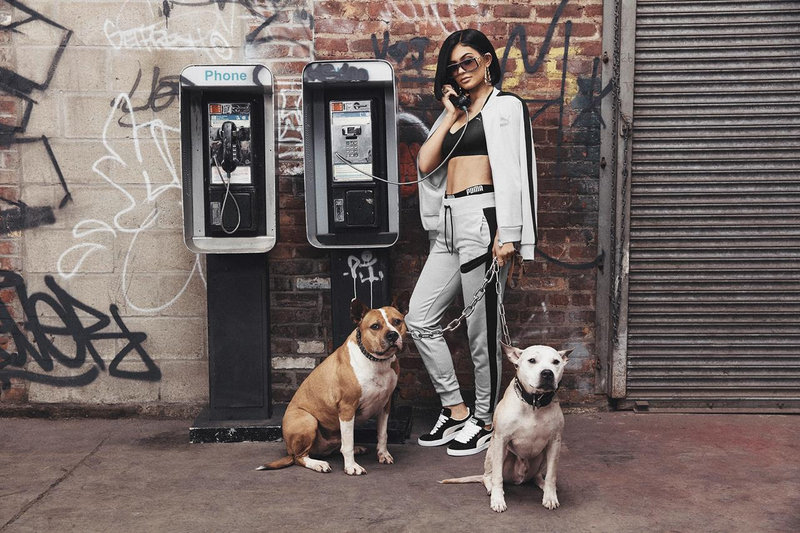 Kylie Jenner For PUMA Suede
