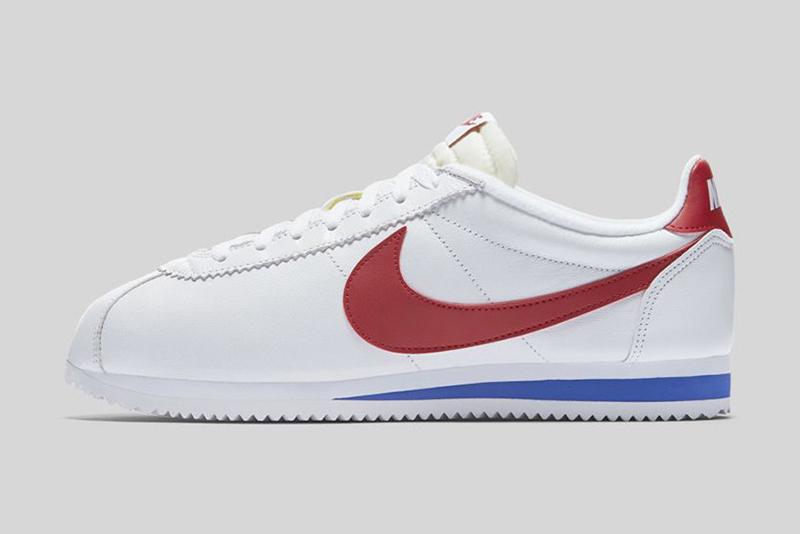 "Sneaker Watch: Nike Classic Cortez OG ""Forrest Gump"""