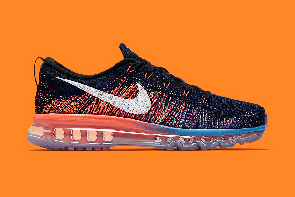The New Nike Flyknit Air Max