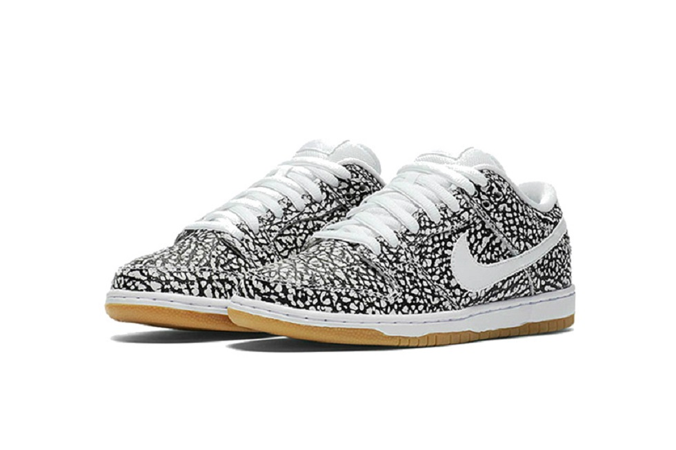 Nike SB Dunk Low In 'Asphalt'