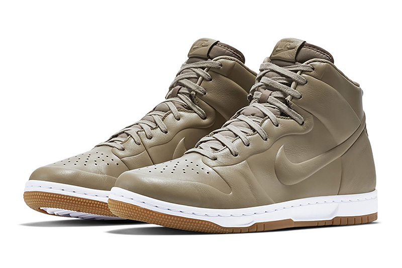 Nike's Dunk CRFT In All New Seamless Leather