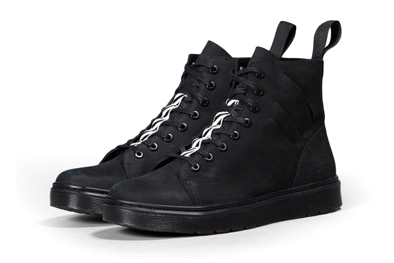 Off White x Dr Martens Talib Boot