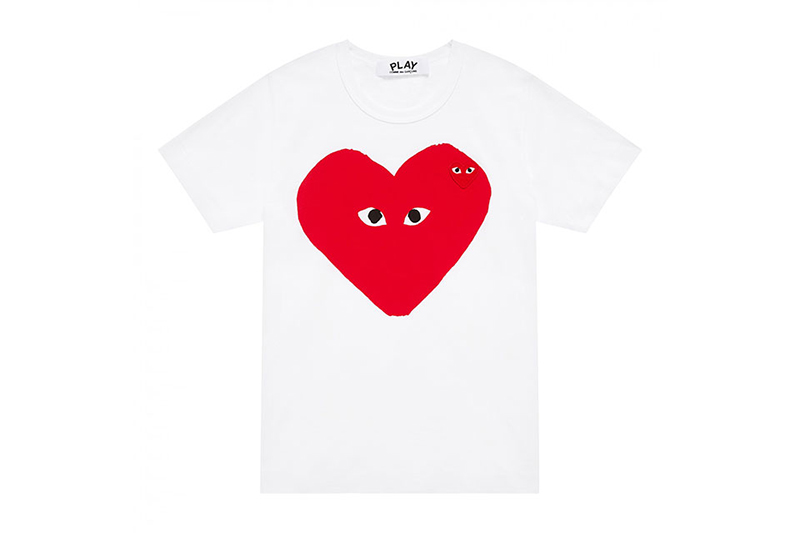 COMME des GARÇONS Add To The PLAY Collection