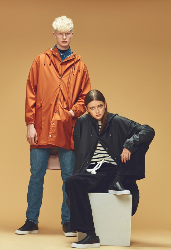 RAINS Outerwear Collection for FW16