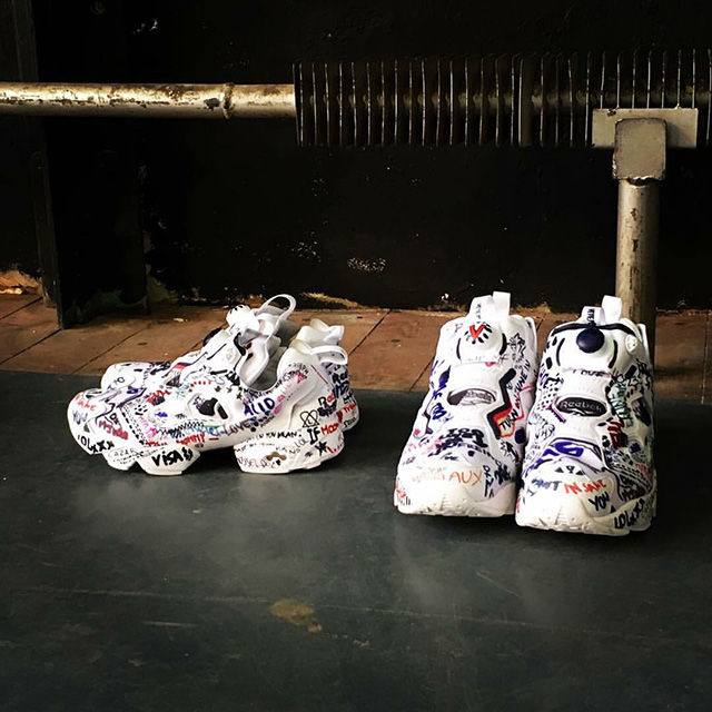 Vetements x Reebok: The Latest Look