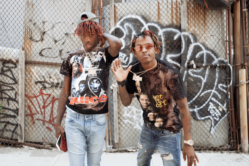 Rich The Kid For Vintage Custom Hilton Sunglasses