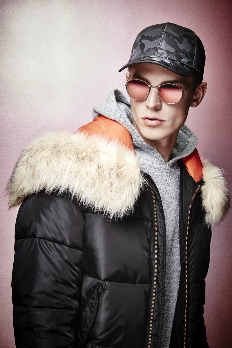 River Island Xmas 2016 Menswear Lookbook
