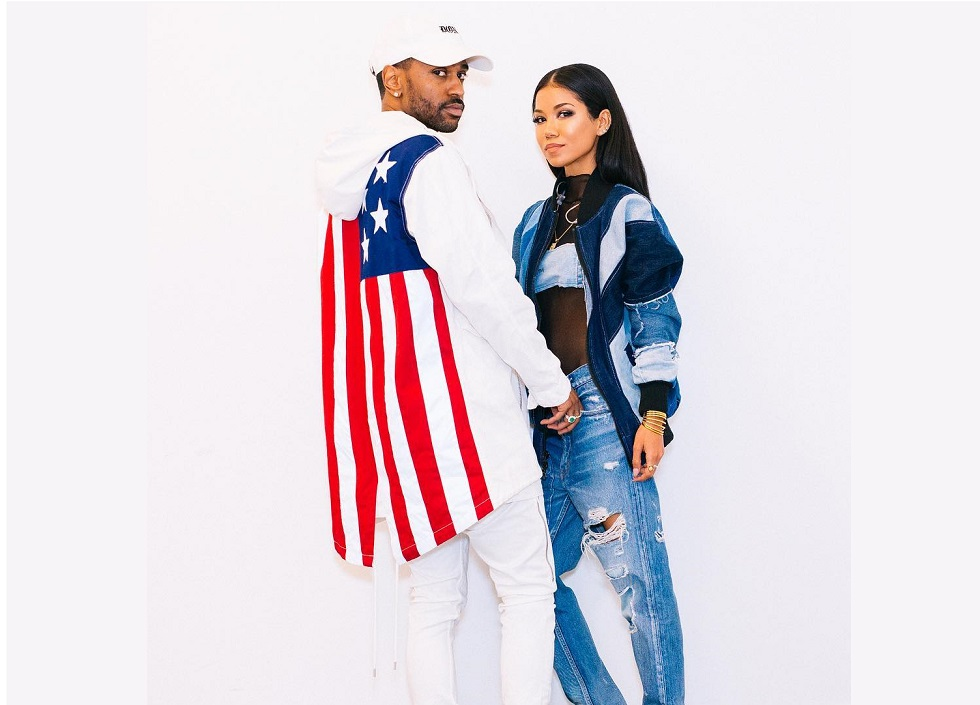 Big Sean Celebrates The 4th of July in a Stars and Stripes Parka from C2H4