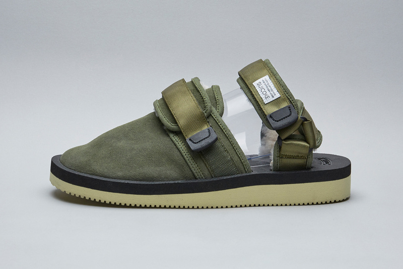 SUICOKE Fall/Winter 2016 Collection