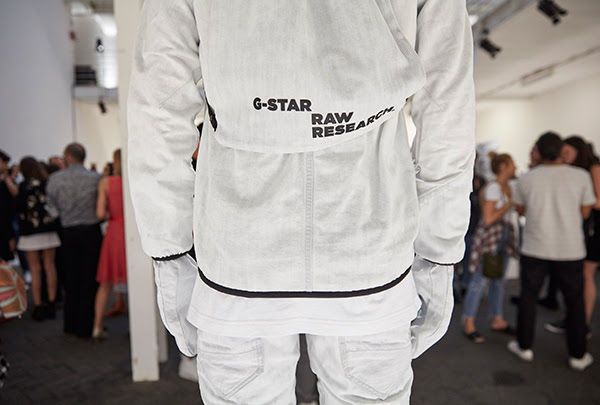G-Star RAW Presents at Paris Fashion Week