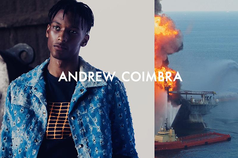 Andrew Coimbra Fall/Winter 2016 Campaign