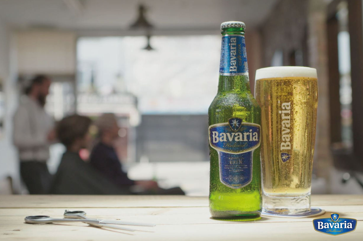 Stylish since 1719: Bavaria Beer Launches New Campaign