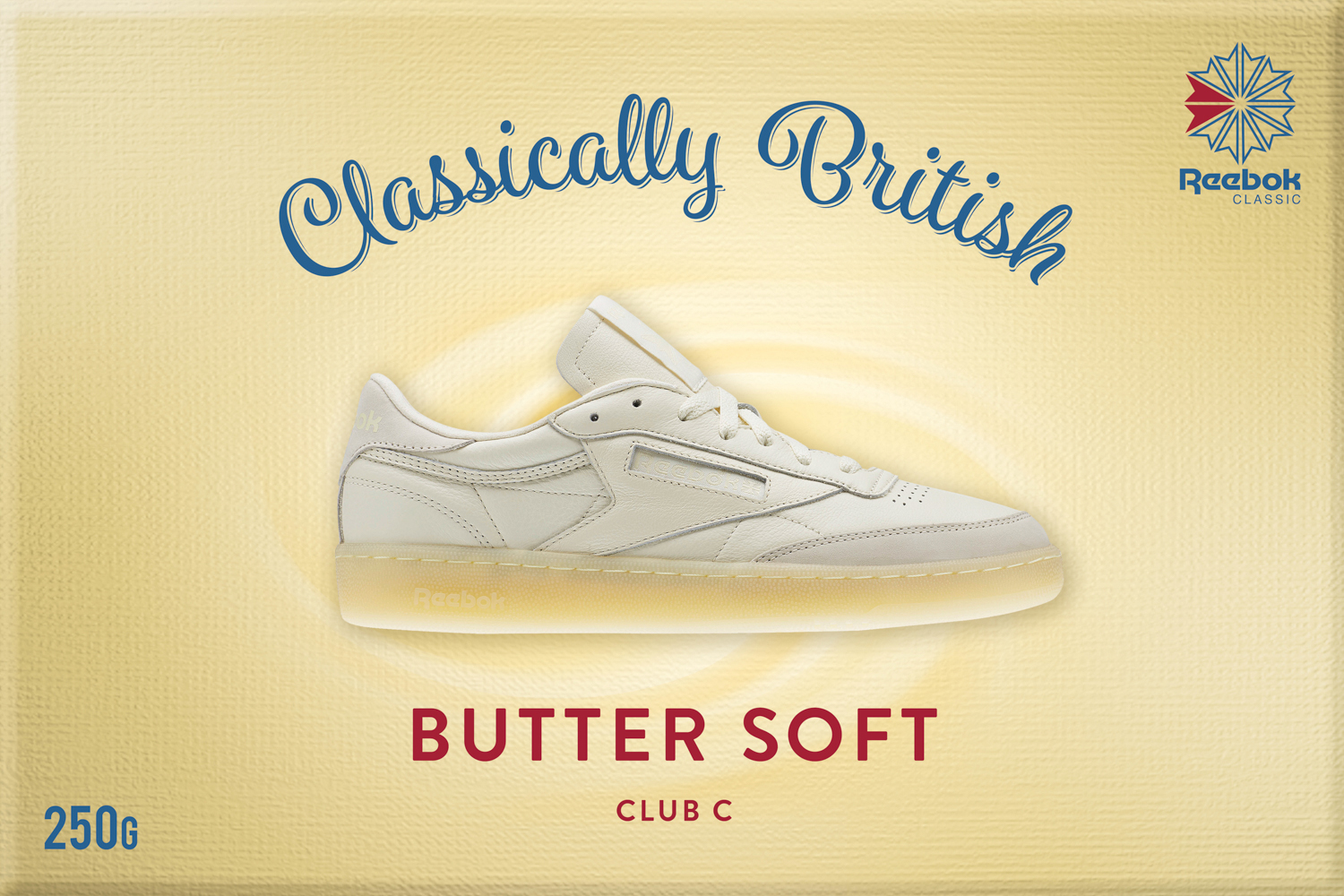 Reebok Present their 'Butter Soft' Trio