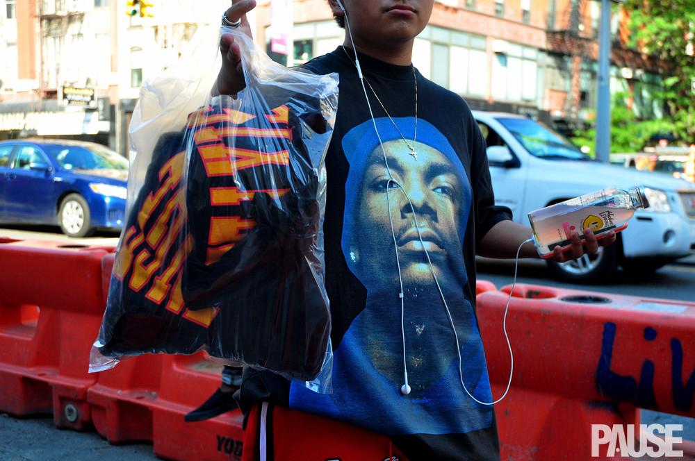 Street Style Shots: Drake 'Summer Sixteen' Pop Up Shop