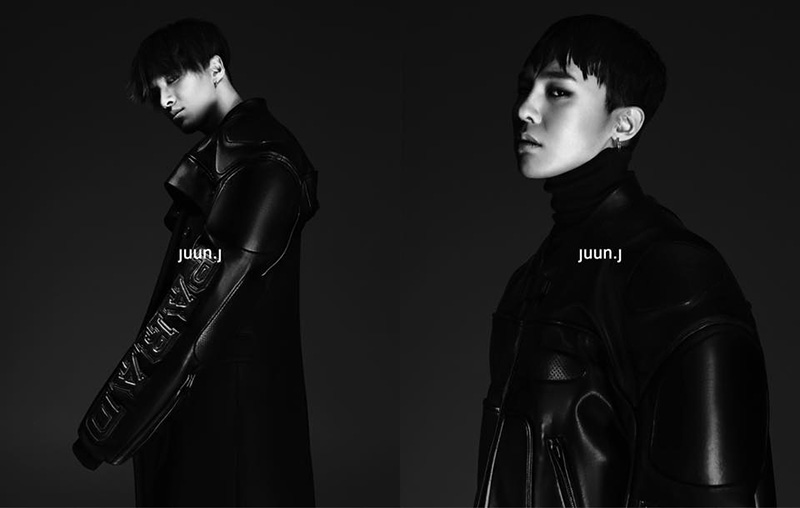 JUUN.J Autumn/Winter 2016 Campaign