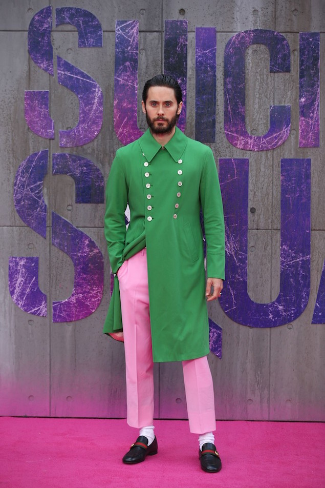 Spotted: Jared Leto Wears Gucci Once Again