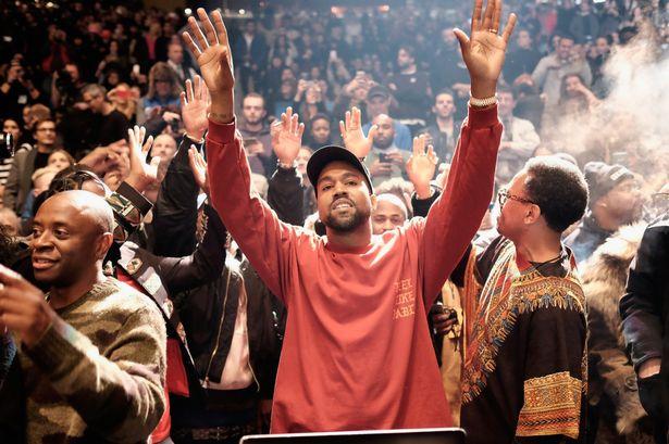 Kanye's YEEZY Season 4 Fashion Show Will Air on E! Entertainment