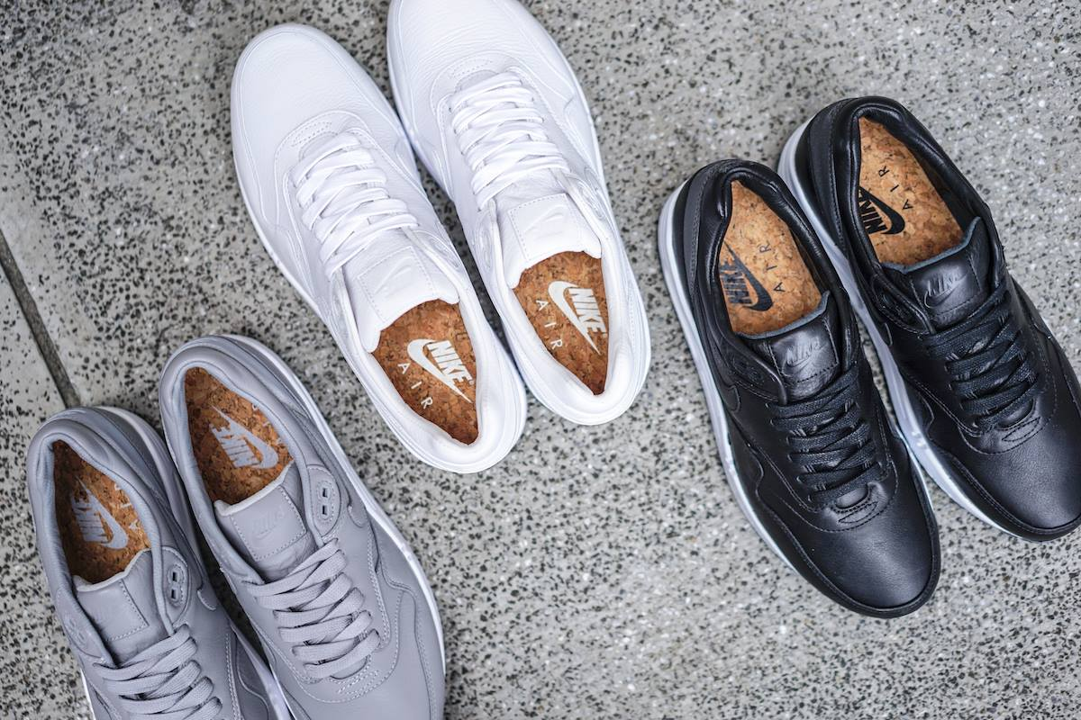 Sneaker Watch: NikeLab Launches Air Max 1 Deluxe