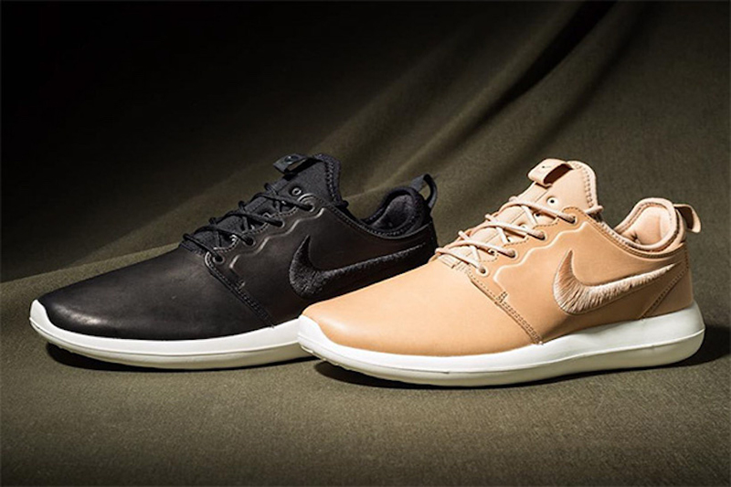Meet The NikeLab Leather Roshe Two