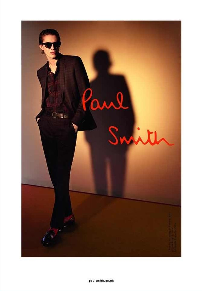 Paul Smith FW16 Campaign