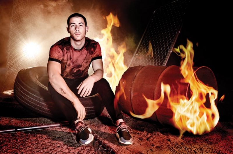 Nick Jonas for Creative Recreation FW16 Campaign