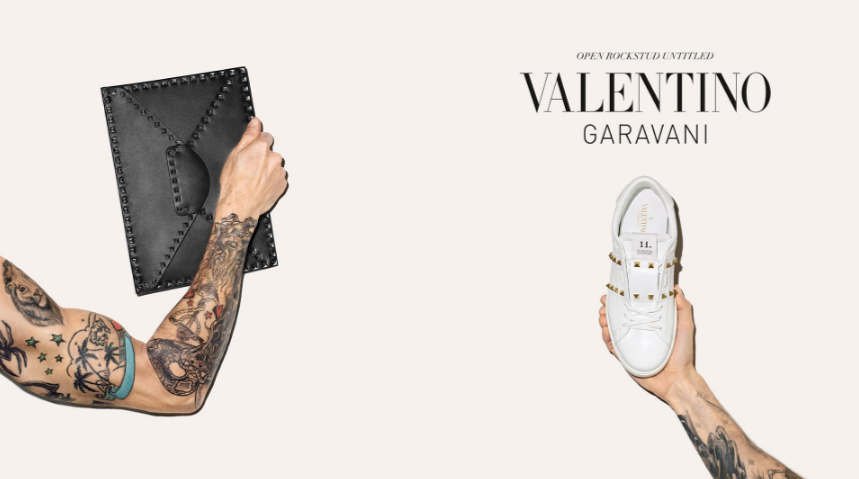 Terry Richardson For Valentino AW16 Ad Campaign