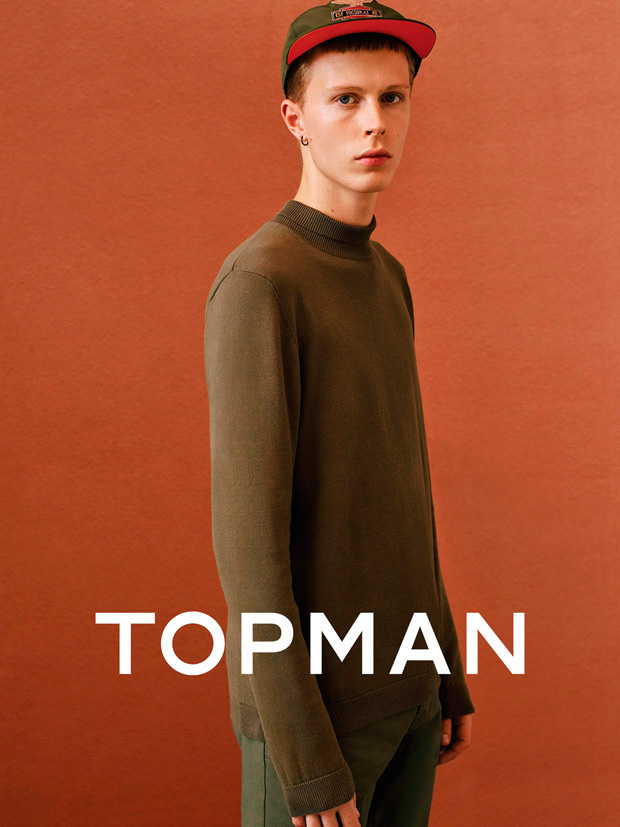 TOPMAN Fall/Winter 2016 Campaign Preview
