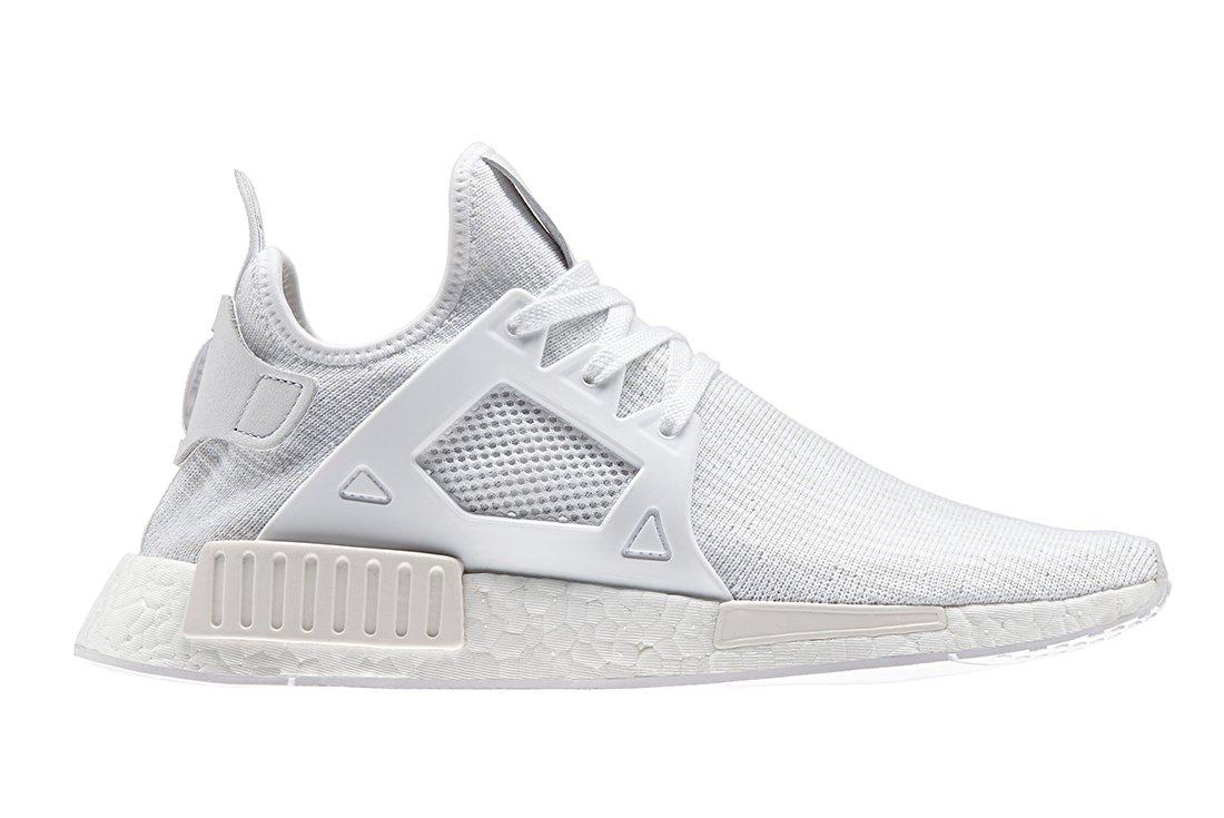 Sneaker Watch: Adidas Originals White NMD_XR1