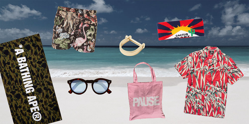 PAUSE Guide: Beach Style
